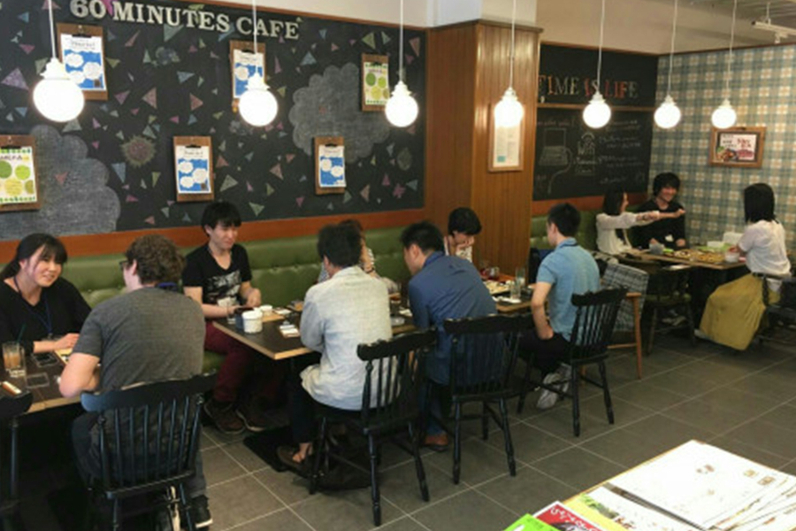 60minutes cafe