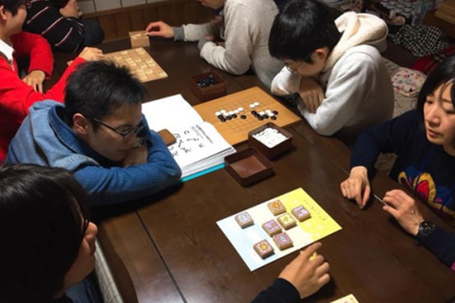第一回京都お豆腐囲碁合宿のご報告