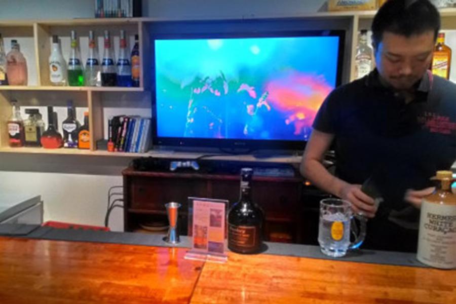 アオネコgame&cafe&bar